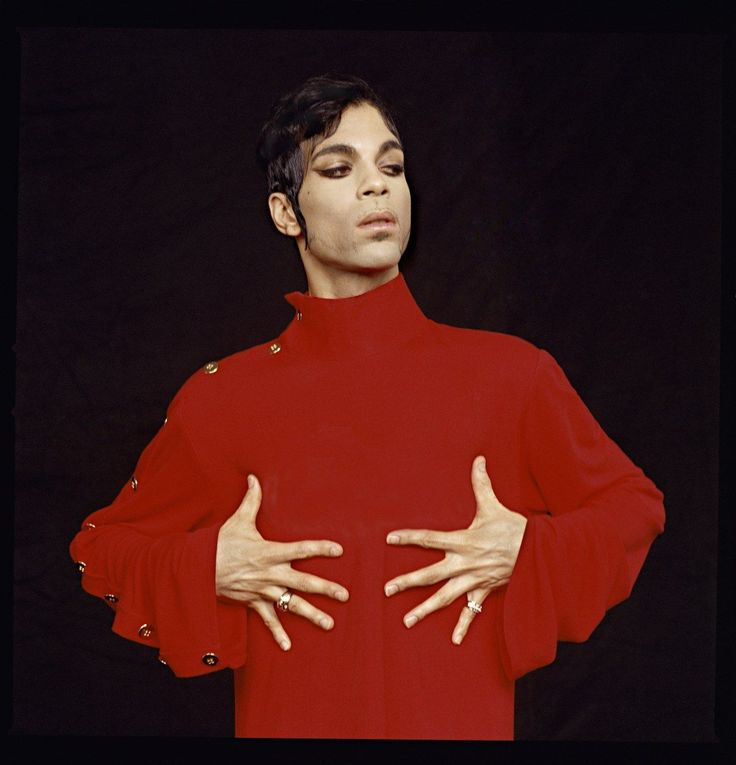 It's been a little over a year since Prince's death at the age of 57, and today, on what would have been his 58th birthday, we have this trove of never-before-published pictures of Prince Rogers Nelson from the 90's, by his personal photographer Nicole Nodland.