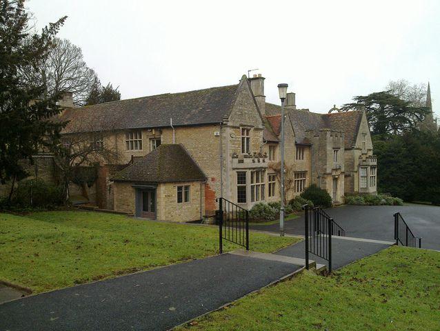 Rushden Hall, Northamptonshire -