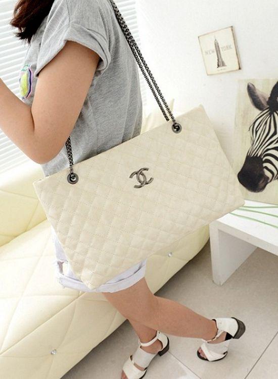 TB380-White | #Yurifashions | Toko #Fashion Online Murah #Baju #Tas Import Korea. *