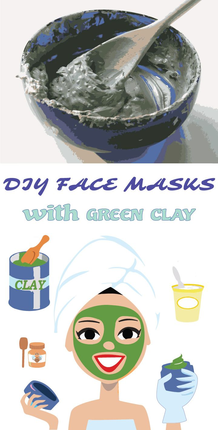 Green clay has an alkaline pH and is composed of silica and aluminum. It's known for its anti-inflammatory properties but especially for purifying and detoxifying and particularly it's recommended for oily skin because it treats acne. It's also suitable to treat facial blemishes, eczema and excess sebum. Also, few know that it helps to counter the effect of the time, so it can be used to obtain an excellent anti-aging mask.