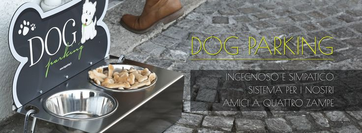 Il Dog Parking è un vero e proprio sistema pubblicitario, sul quale possono essere installate insegne personalizzate sia nella forma, nella dimensione, che nella modalità di comunicazione.