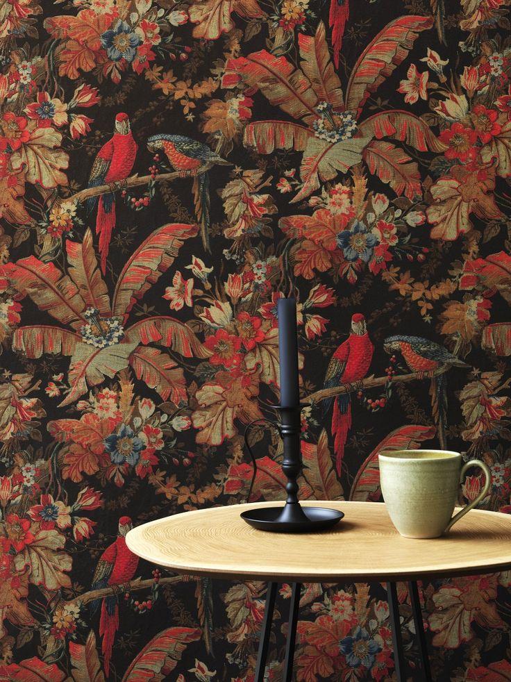 Fabric from Pierre Frey Wein