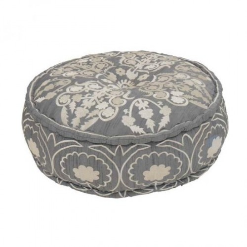 Morrocan pouffe, ottoman, lounge