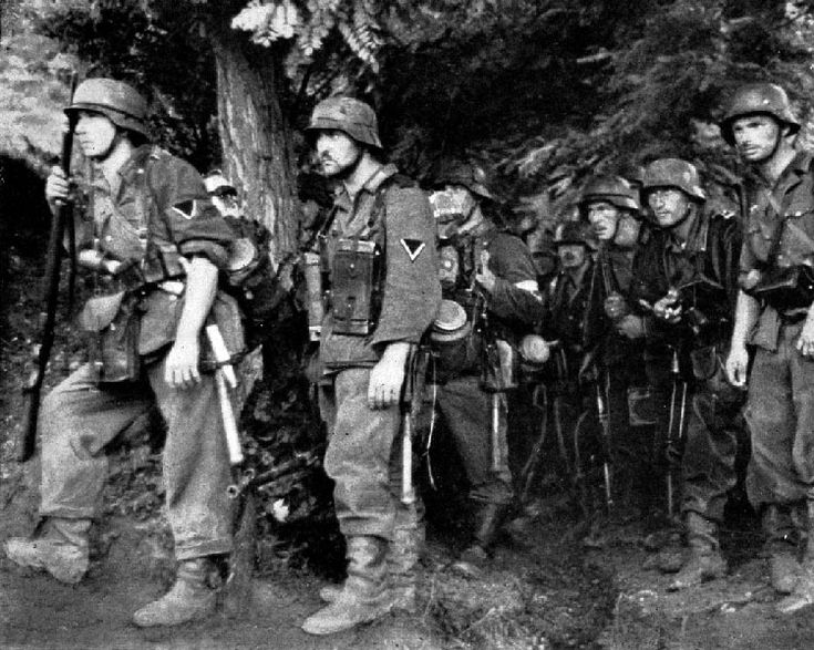 Romanian and German Troops in Bessarabia, Ukraine and Crimea, 1941-42. Part I