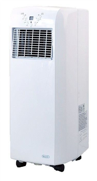 10000 BTU Ultra Compact Portable Air Conditioner and Heater