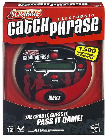 Scrabble Electronic Catchphrase Game Only $12.17! - http://www.rakinginthesavings.com/scrabble-electronic-catchphrase-game-only-12-17/