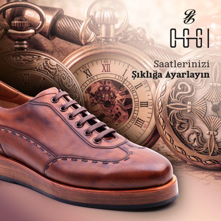 Yeni modellerle bahara adım adım yaklaşıyoruz. Saatlerinizi şıklığa ayarladınız mı? #yenisezon #shoes #oggi #handcraftedshoes http://bit.ly/1oLorlg