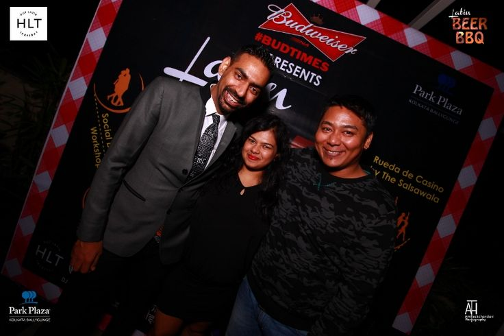 Picture from the Latin Beer BBQ organised by HLT & DJ Sammy at Smoooke Shack, Hotel Park Plaza.  Kolkata in West Bengal