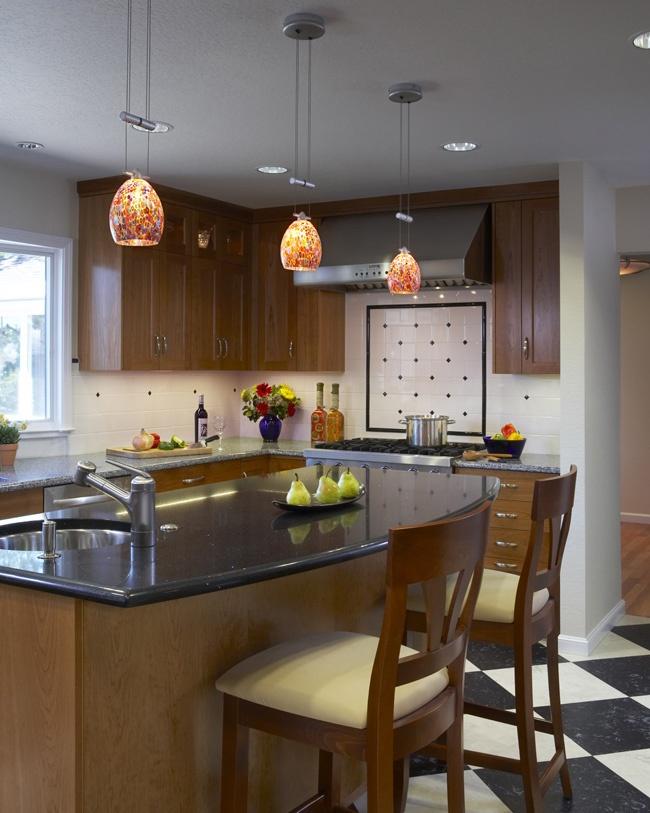17 Best L Shaped Kitchen Island Images On Pinterest