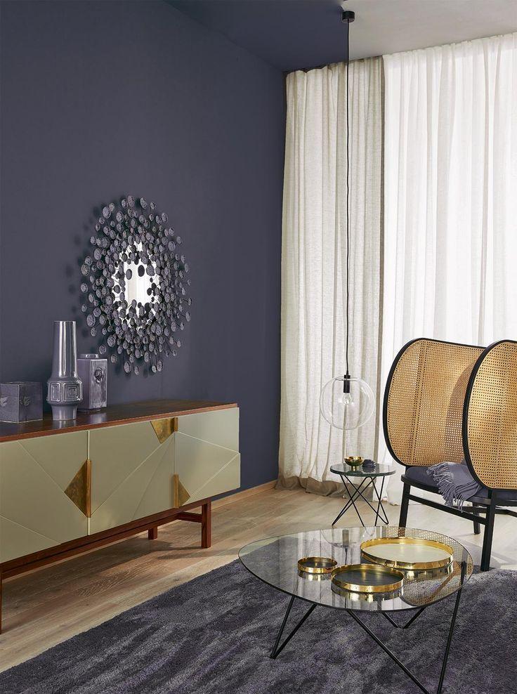 Grape Schoner Wohnen Trendfarbe Stuhl Wandfarbe Grape Schoner Stuhl Wandfarbe Wohn Schoner Wohnen Trendfarbe Schoner Wohnen Farbe Schoner Wohnen