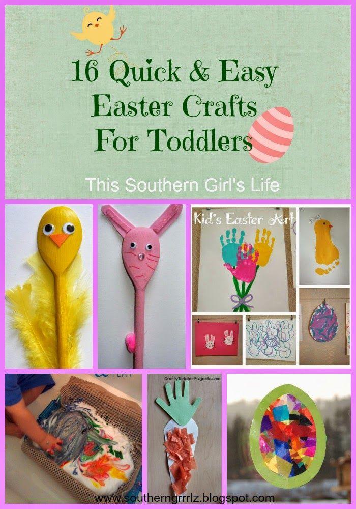 Easter Food Crafts Pinterest