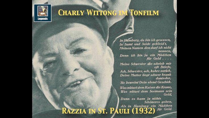 """Charly Wittong im Tonfilm """"In unsrer Heimatstadt""""  & """"Fohr mi mol rüber""""..."""