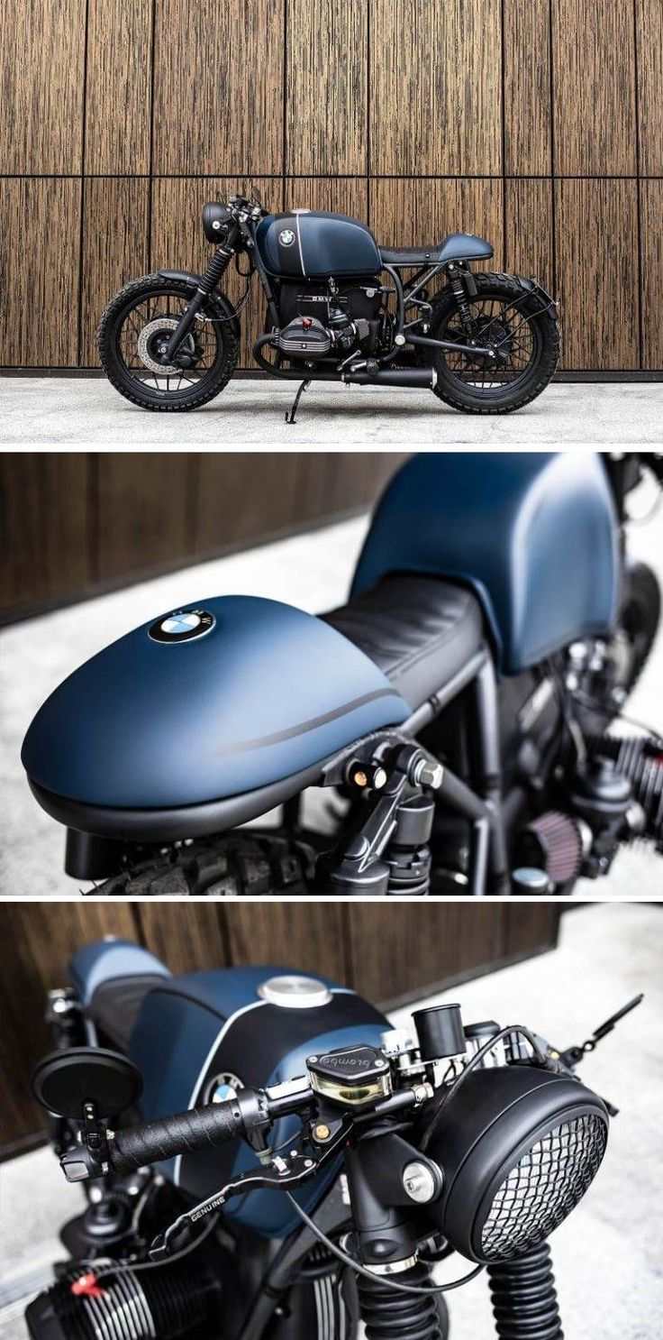 BMW R100 Cafe Racer – klassische Fahrräder – #Bikes #Bmw #Cafe #Classic #R100 #Racer   – coole Motorräder