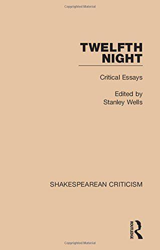 shakespearean essays