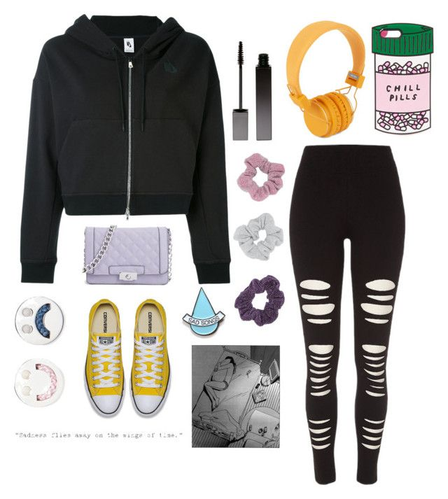 """""""Sad Sunday Songs"""" by whatolivia on Polyvore featuring NIKE, River Island, Urbanears, ban.do, Forever 21, Ruifier, Love Quotes Scarves, Stay Home Club and Serge Lutens"""