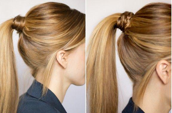 La versatilità della ponytail!  (clicca sulla foto per leggere l'articolo)