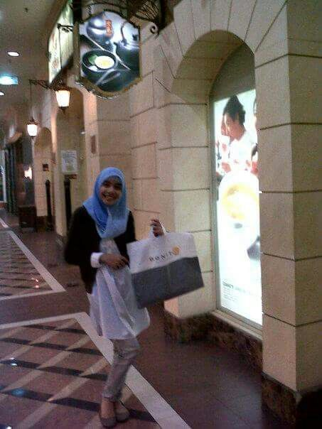 shopping time!