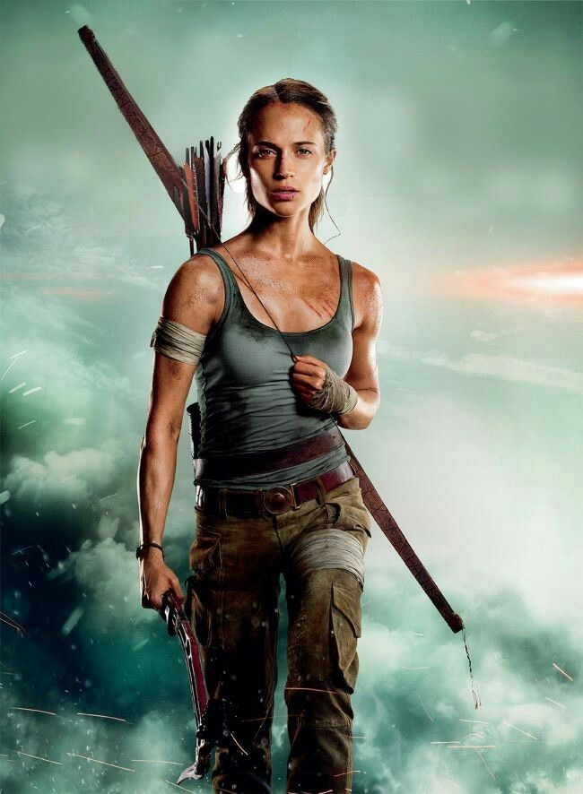 Tomb Raider Rise of the Tomb Raider Lara Croft Alicia Vikander