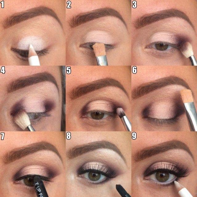15 Augen-Makeup-Tutorials, die Sie für Office-Looks ausprobieren möchten