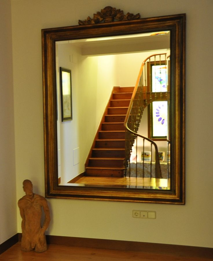 Escaleras casa do Marqués