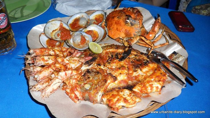 Jimbaran Bay Seafood is the best on the island! If you love seafood, don't miss restaurants serving up fresh seafood with gorgeous views to boot!