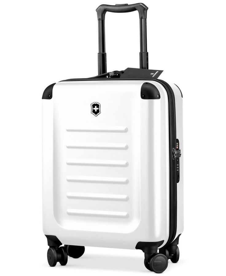 "Victorinox Spectra 2.0 21"" Global Carry On Hardside Spinner Suitcase"