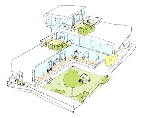 Redbridge Welcome Centre - Peter Barber Architects
