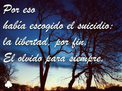 El suicidio... Pag 19