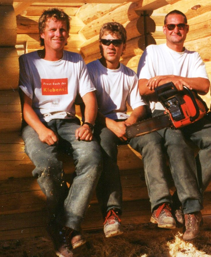 Almost two decades later, they're still hard at it! #throwbackthursday #tbt #TimberKings
