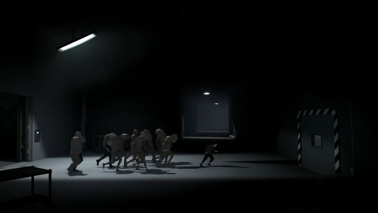 Playdead's Inside Ending Walkthrough Part 6 - The Escape, Control the Blob Creature