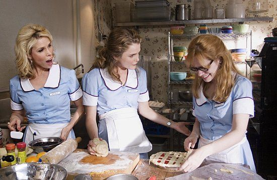Waitress: Quite possibly the most charming film ever made.