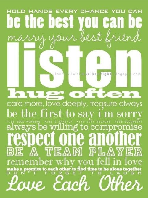marriage: Words Of Wisdom, Remember This, Best Friends, Subway Art, Happy Marriage, Marriage Advice, The Rules, Love Quotes, God Wife