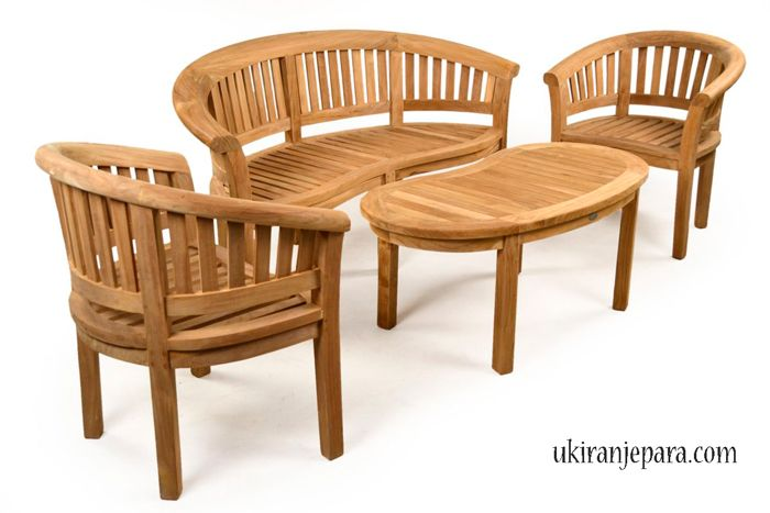Indonesian Furniture Made Of Mahogany Teak Wood The High