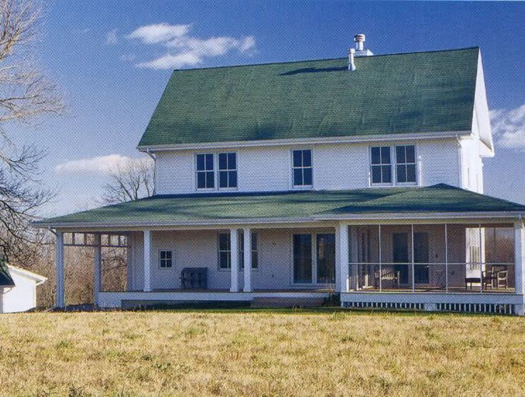 American Farmhouses Looking For A Farmhouse Plan