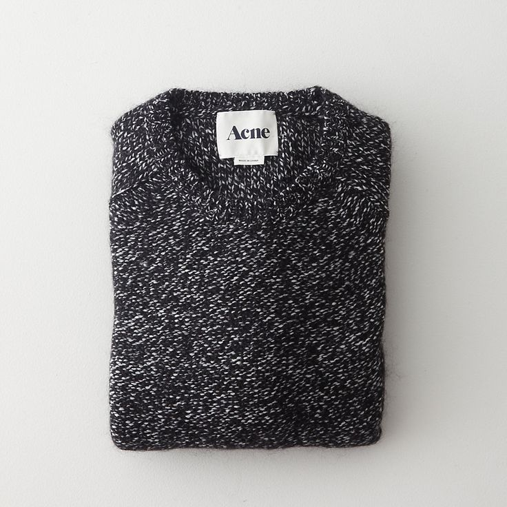 acne sweater - tap image