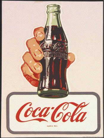 Vintage advertising: Coca Cola