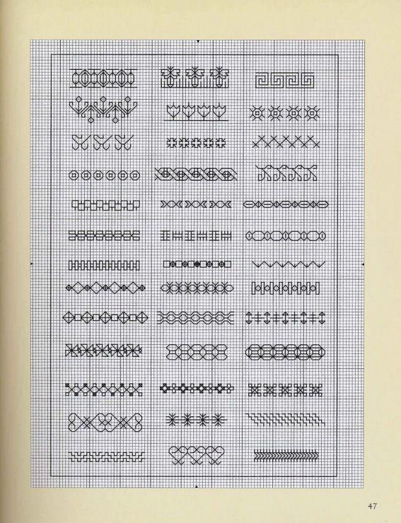Gallery.ru / Фото #42 - B.3._Lesley Wilkins - Beginner's Guide to Blackwork - Nice-Nata-san