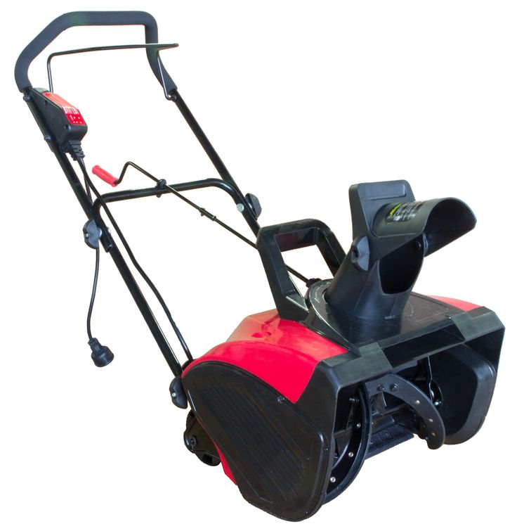 #Recomeneded Power Smart DB5023 18 in.13A Electric Snow Blower     Powered by a 13 amp electric motorRubber-tipped steel auger throws snow up to 30 https://trickmyyard.com/recomeneded-power-smart-db5023-18-in-13a-electric-snow-blower/