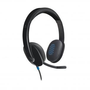 Bagustore | Logitech USB Headset H540
