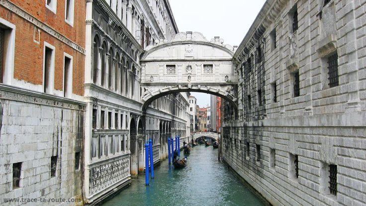 Le Pont des Soupirs, Venise