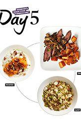 Two-Week Cleanse - Healthy Breakfast, Lunch, and Dinner Recipes - Redbook#slide-1