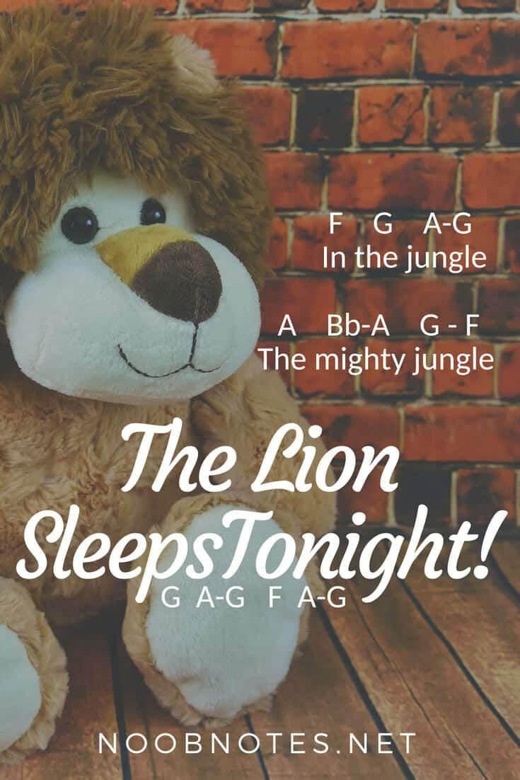 The Lion Sleeps Tonight The Tokens The Lion King Disney With