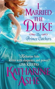 Romance. Lisa dishes with Katharine Ashe her latest release, I MARRIED THE DUKE. This is Ovarian Cancer Awareness Month, dear readers, and Katharine shares valuable information regarding its warning signs.