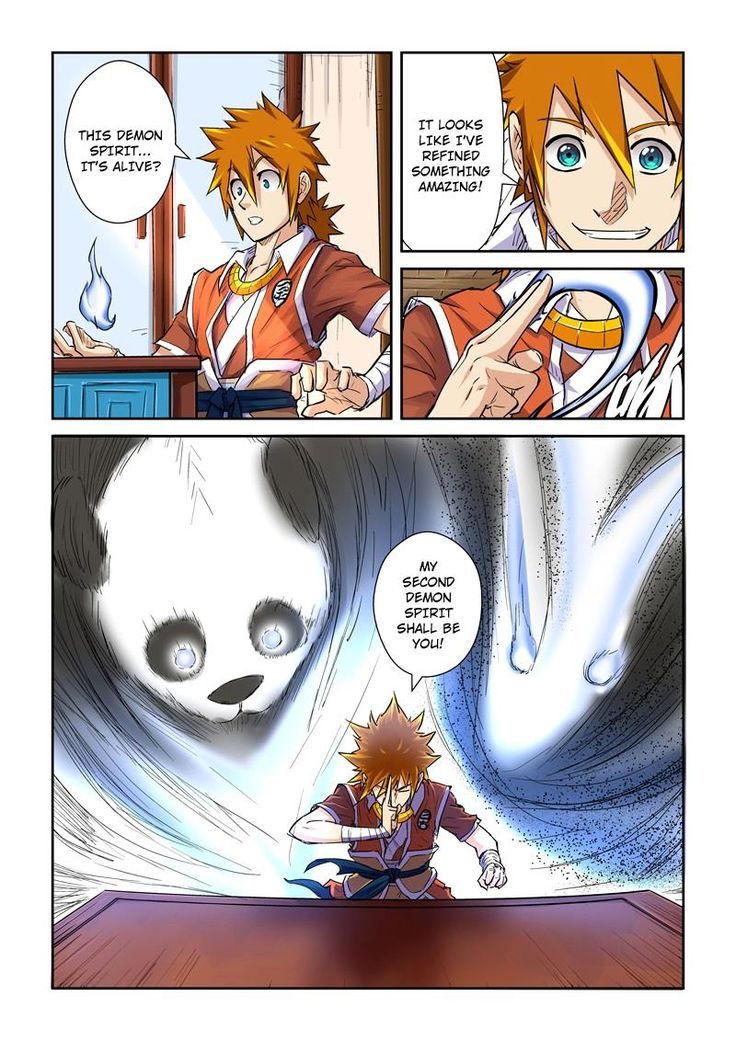 Read manga Tales of Demons and Gods Chapter 097 online in high quality