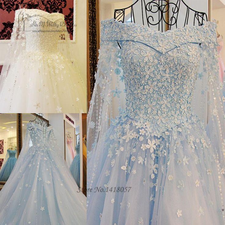 Barato Branco Azul do vintage Vestido de Casamento Da Princesa Rendas Muçulmano Da Arábia Saudita Dubai Vestidos de Noiva Vestidos de Casamento Vestidos de Noiva de Luxo, Compro Qualidade Vestidos de casamento diretamente de fornecedores da China: Branco Azul do vintage Vestido de Casamento Da Princesa Rendas Muçulmano Da Arábia Saudita Dubai Vestidos de Noiva Vestidos de Casamento Vestidos de Noiva de Luxo