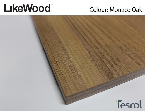 Timber veneer:  Likewood Monaco Oak