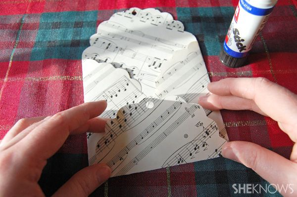 Handmade envelope tutorial- Really easy and very pretty!