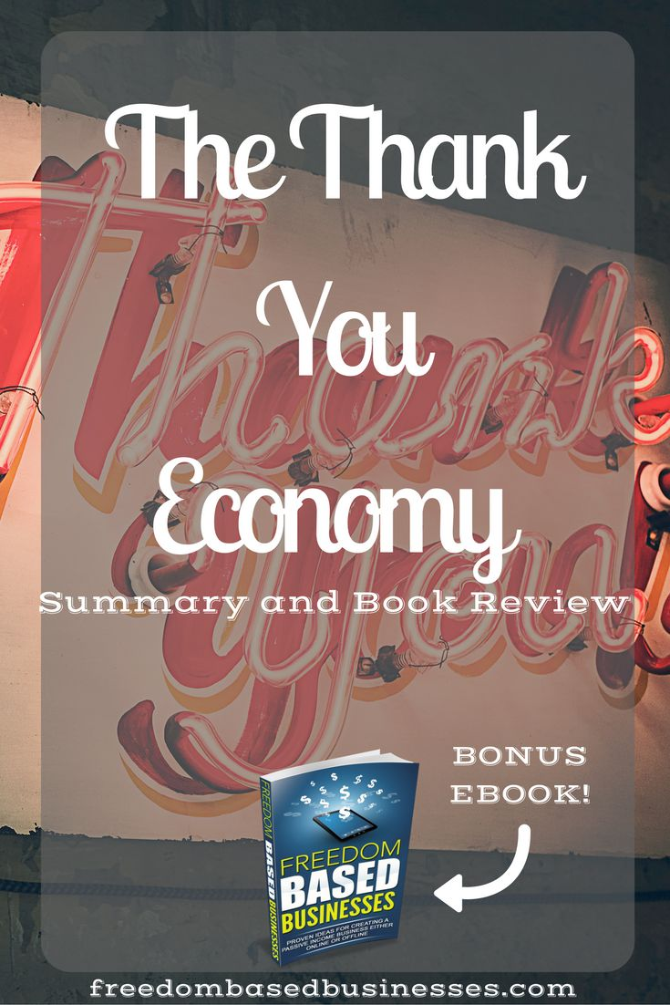 Gary Vaynerchuck is an influential person. Learn what he has to say in the book The Thank You Economy. This post a summary and review of the book. Read the full blog post now.