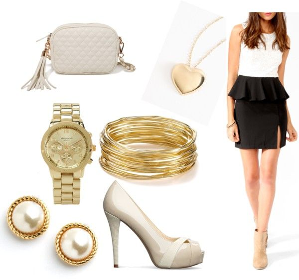 budget wedding guest outfit//