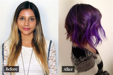 71 Best Plum Love Images On Pinterest Colourful Hair
